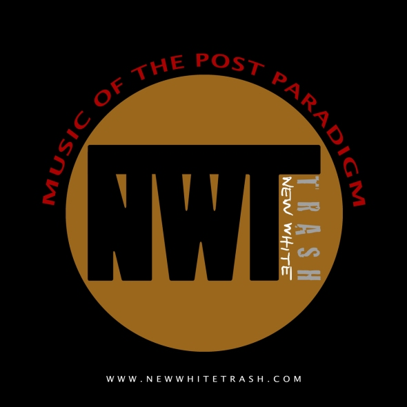 NWT logo sticker
